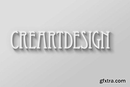 3D Text Effects 6