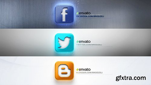 Videohive PopUp Logos 8117925 (Musics included)