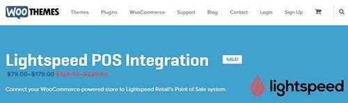 WooThemes - WooCommerce LightSpeed POS Integration v1.1.8