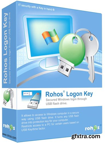 Rohos Logon Key 4.7 Multilingual