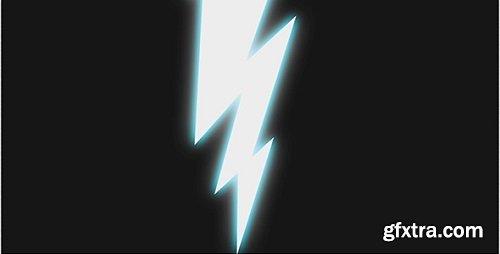 2D Lightning 5507077 Videohive