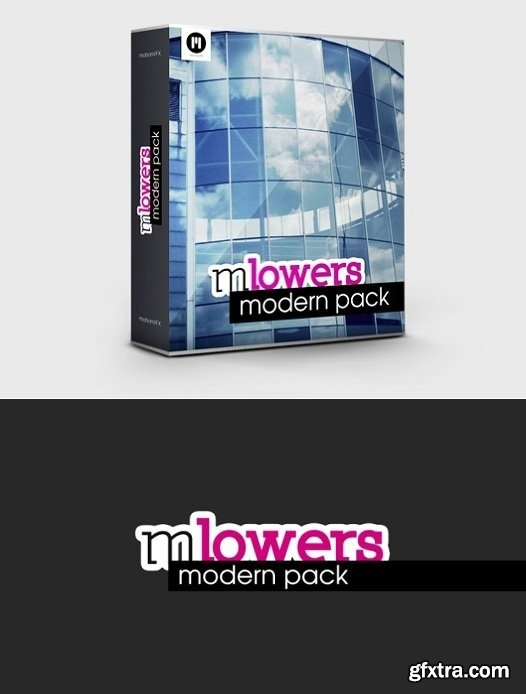 MotionVFX - mLowers ModernPack for Final Cut Pro X and Motion 5 (macOS)