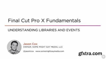 Final Cut Pro X Fundamentals