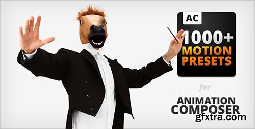 Videohive The Most Handy Presets For Animation Composer 9276104 (With License)