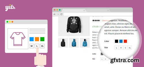 YiThemes - YITH WooCommerce Color and Label Variations v1.6.0