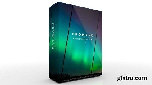 Pixel Film Studios - ProMask - Masking Tools for Final Cut Pro X (macOS)