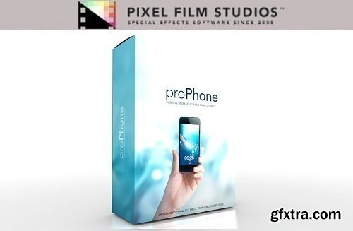 ProPhone - Vertical Phone Media to HD for Final Cut Pro X (macOS)