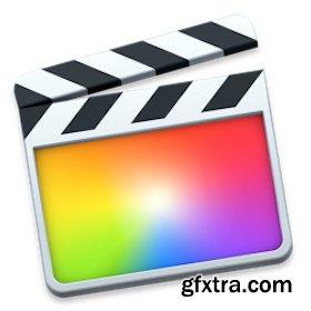 Final Cut Pro X 10.4.5 MAS