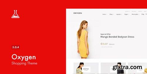 ThemeForest - Oxygen v5.0.4 - WooCommerce WordPress Theme - 7851484