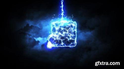 Videohive - Lightning Strike Reveal - 20877011