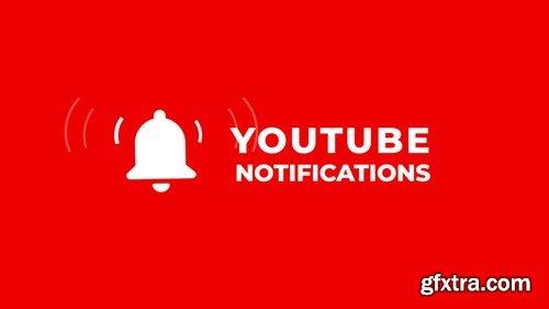 MotionArray Youtube Notifications 211876