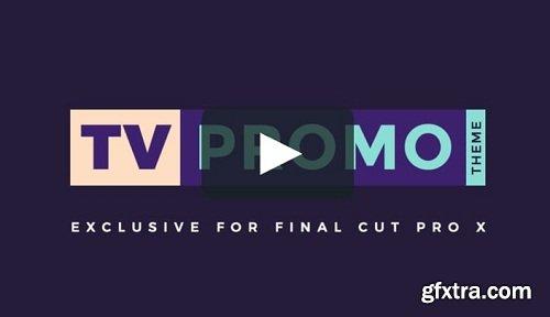 LenoFX - Trailer TV Promo Theme for Final Cut Pro X MacOS