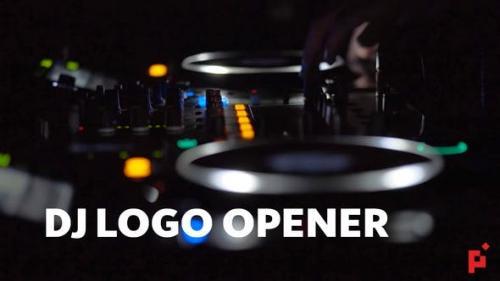 Videohive - DJ Logo Opener - 22231044