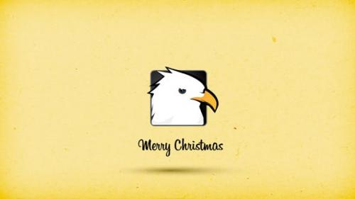 Videohive - Christmas Elements Logo - 13722443