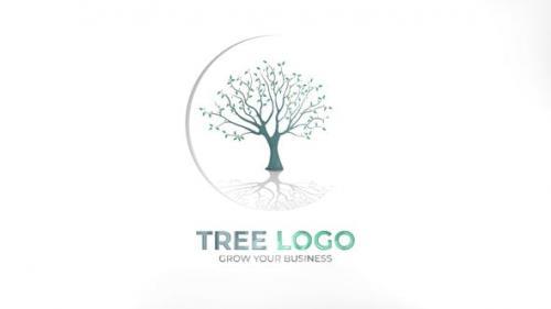Videohive - Tree Logo - 24164706