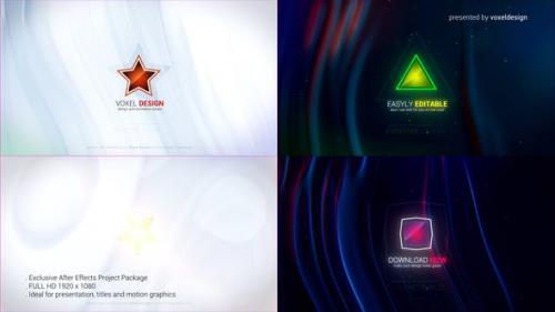 Videohive - Silky Premium Logo Reveal - 24617116