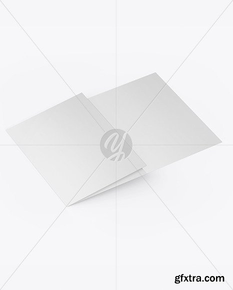 Textured Brochure Mockup 50001