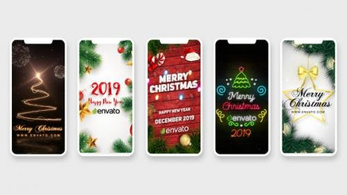 Videohive - Christmas Stories - 22988164