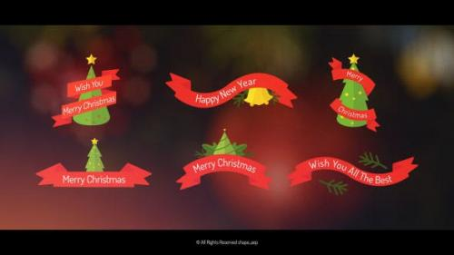 Videohive - Christmas - 19189344