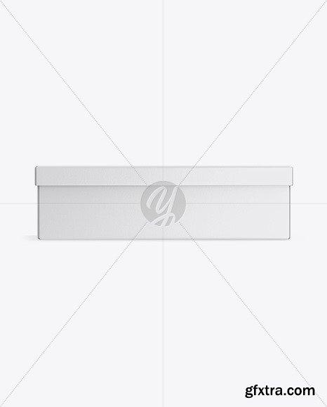 Textured Box Mockup 50567