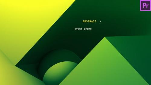 Videohive - Gradient - Abstract Event Promo | Premiere Pro - 23199921
