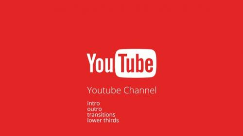 Videohive - Youtube Channel - 19753437