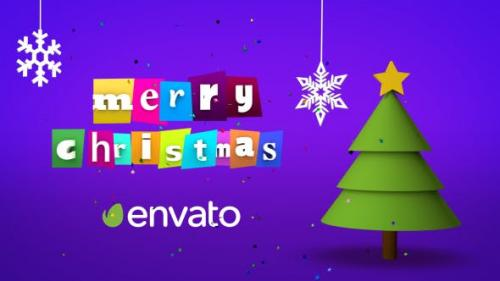 Videohive - Merry Christmas - 13902508