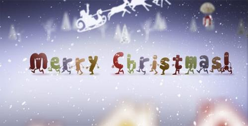 Videohive - Christmas Greetings | After Effects Template - 18439486