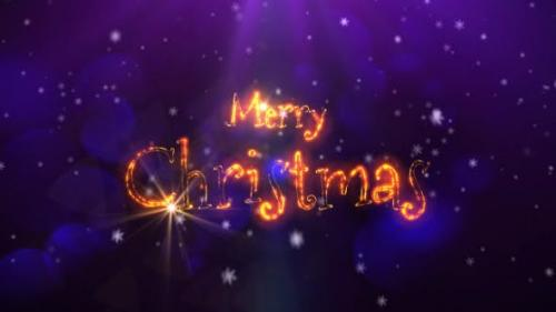 Videohive - Christmas Wishes - 18678533