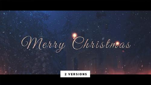 Videohive - Christmas Wishes - 21005391