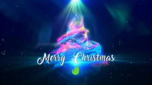 Videohive - Christmas Particles - 22933966