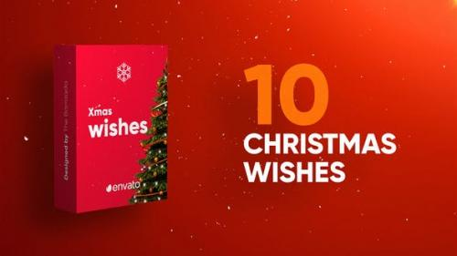 Videohive - Christmas Wishes - 22969347