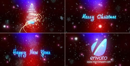 Videohive - Merry Christmas - 3361819