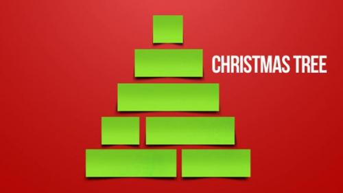 Videohive - Christmas Tree - 3453955
