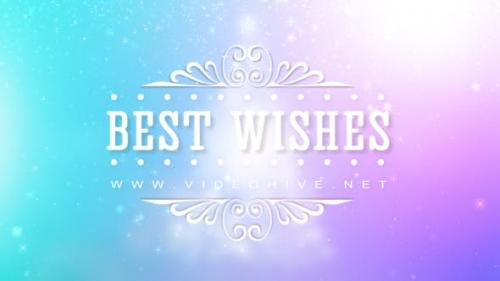 Videohive - Christmas Best Wishes - 6050234
