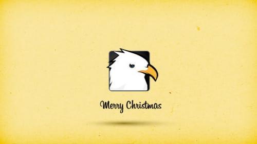 Videohive - Christmas Elements Logo - 6075736
