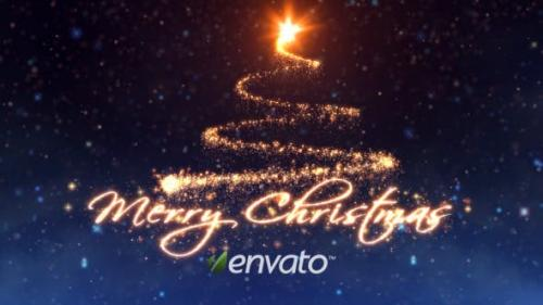 Videohive - Christmas Angels - 6229046