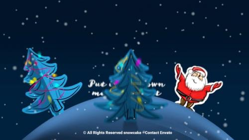Videohive - Christmas Paper World - 9721587