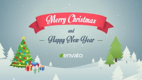 Videohive - Christmas & New Year Opener - 9790304