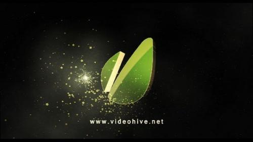 Videohive - Christmas Star Logo | After Effects Template - 3394618
