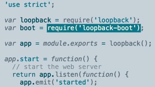 Lynda - Building APIs with LoopBack