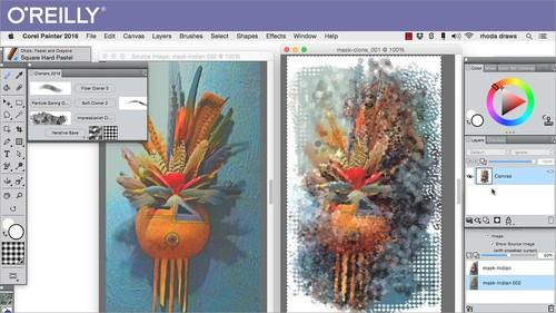 Oreilly - Getting Started with Corel Painter 2016