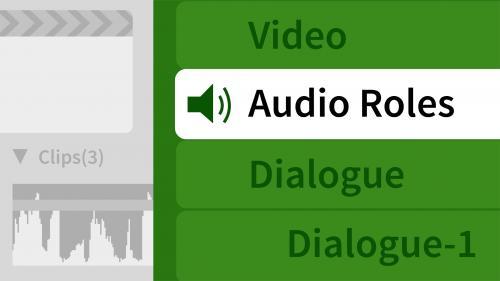 Lynda - Final Cut Pro X & Logic Pro X: 1 Audio Post Workflow