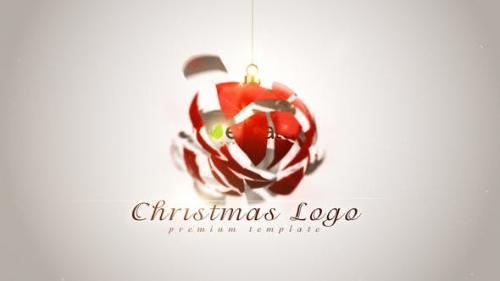 Videohive - Christmas Logo 3 - 22818371