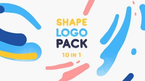 Videohive - Logo Animations Bundle 10 in 1 - 22418993