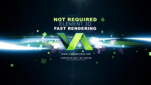 Videohive - Elegant Logo Reveal - 24466823