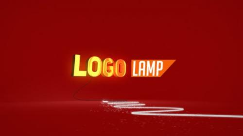 Videohive - Logo Lamp - 23230358