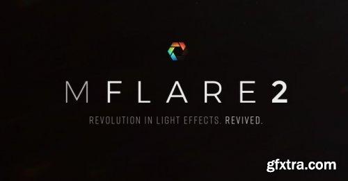 MotionVFX - mFlare 2 MacOS