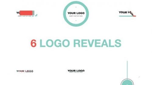 Videohive - Logo Reveal Pack Flat Style - 8204350
