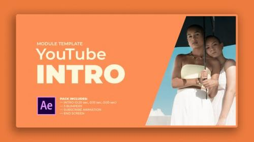 Videohive - YouTube Intro Pack - 26398154